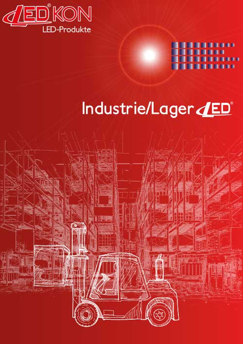 LED Industrie und Lager